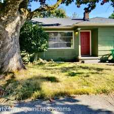 Rental info for 4708 NE 77th Ave in the Cully area