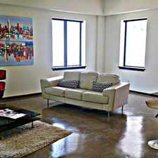 Rental info for Dallas Power & Light Flats