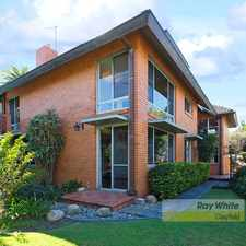 Rental info for Hamilton Hill With panoramic river views