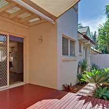 Rental info for Air-conditioned - 2 Bedroom, 1 Bathroom Townhouse in the Brisbane area