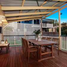 Rental info for CHARMING NUNDAH COTTAGE in the Northgate area