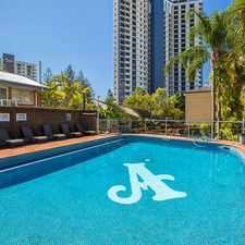 Rental info for 2 BEDROOM FULLY FURNISHED APARTMENT IN THE HEART OF SURFERS PARADISE in the Surfers Paradise area