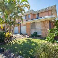 Rental info for 3 BEDROOM TOWNHOUSE IN CENTRAL SOUTHPORT in the Gold Coast area
