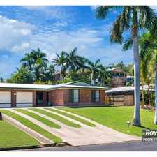 Rental info for HERE'S A RENTAL PROPERTY THAT'S SPOT ON! in the Rockhampton area