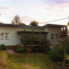 Rental info for THE ULTIMATE FAMILY HOME in the Toowoomba area