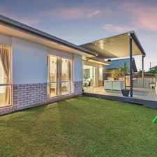 Rental info for MODERN FAMILY HOME WITHIN EASY DISTANCE TO SEVERAL SCHOOLS in the Gold Coast area