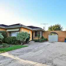 Rental info for AVAILABLE TO VIEW FROM 16/9/2017 in the Clayton South area