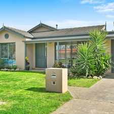Rental info for Under application so there are no further inspections in the Mount Martha area