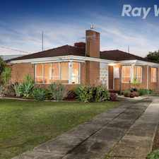 Rental info for ENVIABLE LIFESTYLE! in the Melbourne area