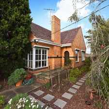 Rental info for SPACIOUS FAMILY HOME, PRIME POSITION in the Melbourne area