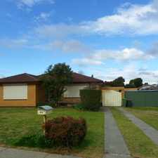 Rental info for Lovely renovated home with excellent shedding! in the Wodonga area