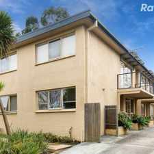 Rental info for WALKING DISTANCE TO THE HEART OF OAKLEIGH in the Oakleigh area