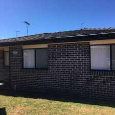 Rental info for NEWLY BUILT GRANNY FLAT in the Glenmore Park area