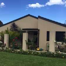 Rental info for 13a Woodlands Drive Barrack Heights in the Wollongong area