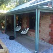 Rental info for Exceptional Two Bedroom Home in the Mount Barker area