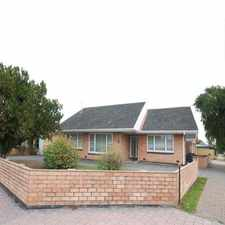Rental info for Great Home - Great Location!! in the Adelaide area