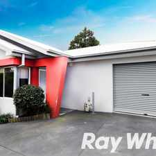 Rental info for Delightful Family Home in Location of Convenience in the Burwood area