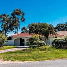 Rental info for RURAL LIVING in the Perth area