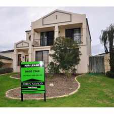 Rental info for Available Now!!! in the Joondalup area