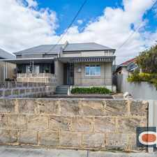 Rental info for APPLICATIONS PENDING in the South Fremantle area
