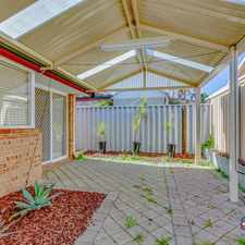 Rental info for PERFECTLY PRESENTED & LOCATED! in the Camillo area