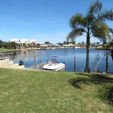 Rental info for LOVELY HOME ON THE CANALS- JETTY AVAILABLE