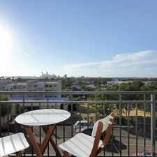 Rental info for Spectacular City Views! - BREAK LEASE