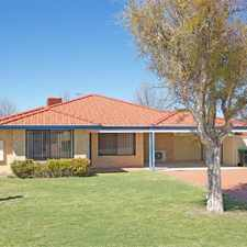 Rental info for How soon can you move in? in the Perth area