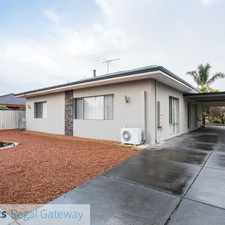 Rental info for Camillo - spacious 3x1 with large backyard $330 p/w