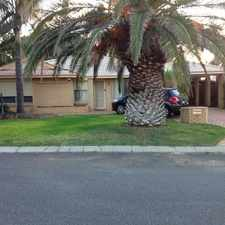 Rental info for LOVELY QUIET LOCATION, BEAUTIFUL GARDEN in the Perth area