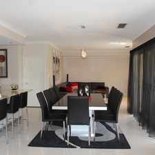 Rental info for Magnificent Executive Home! in the Byford area