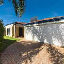 Rental info for Family home in GREAT location in the Perth area