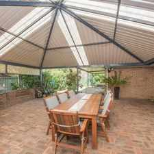 Rental info for What a lot of Wow in Woodvale! in the Perth area