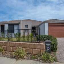 Rental info for Lovely Family Home in Baldivis - 1st Weeks Rent Free