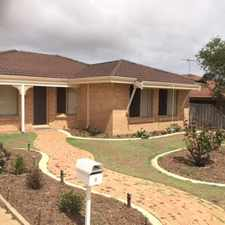 Rental info for LOVELY FRESHENED HOME!!! in the Perth area