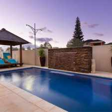 Rental info for Amazing Pool and Outdoor Area! - Applications Pending in the Perth area