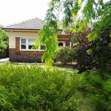 Rental info for SOLID BRICK FAMILY HOME in the Melbourne area
