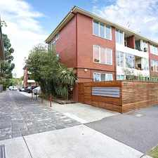 Rental info for Whitegoods included - Large 1 bedroom close to Fitzroy St!! in the St Kilda area