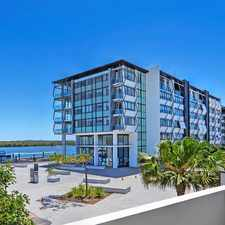 Rental info for SALACIA WATERS APARTMENT 2203 in the Gold Coast area