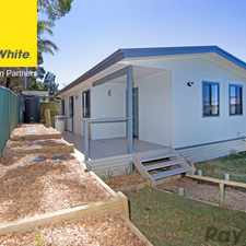 Rental info for Brand New Home at Rear in the Central Coast area