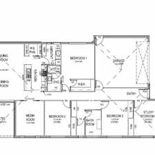 Rental info for BRAND NEW LARGE 4 Bedroom Home!!