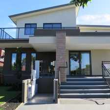 Rental info for MODERN DOUBLE STOREY APARTMENT! in the Oakleigh area
