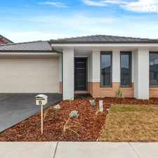 Rental info for BRAND NEW AND WAITING FOR YOU! in the Pakenham area