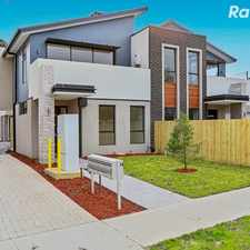 Rental info for Brand New Lifestyle Pad won't last long!