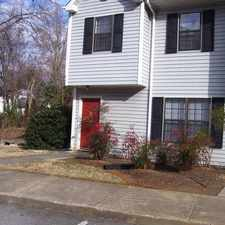 Rental info for 1011 Parkthrough Street in the Cary area