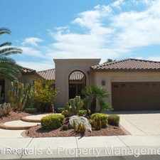 Rental info for 2149 N 164th Ave, Goodyear