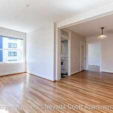 Rental info for 2185 SW Yamhill St in the Goose Hollow area