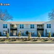 Rental info for One Bedroom In Dallas County in the M Streets area