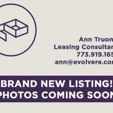 Rental info for 1920 West Division Street #1R in the Wicker Park area