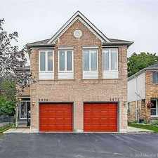 Rental info for 2870 Westbury Court in the Mississauga area